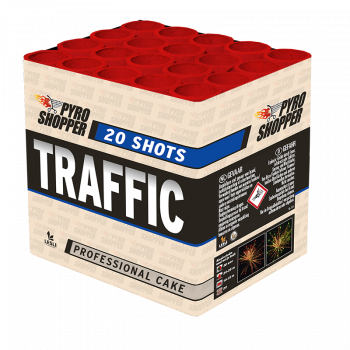 Traffic, 20 Schuss