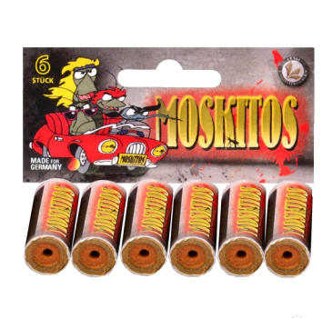 Moskitos, 6er Set