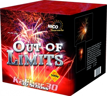 Out of Limits, 36 Schuss
