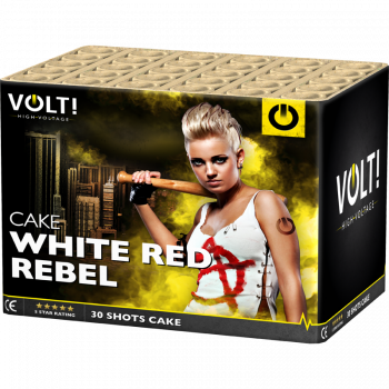 White Red Rebel, 30 Schuss